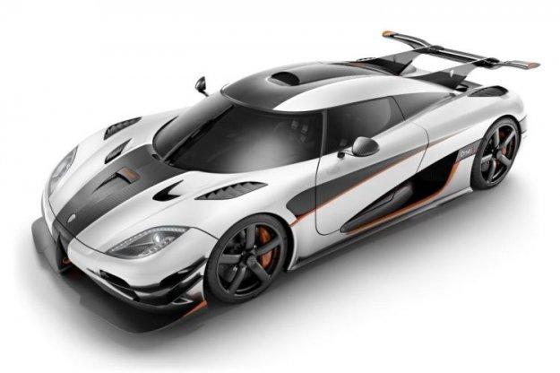 """Koenigsegg One:1 – Veyronov """"krvnik""""?"""