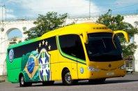 MAN Volksbus za brazilske žogobrce