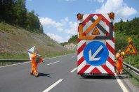 Varnost delavcev na cesti še vedno premajhna