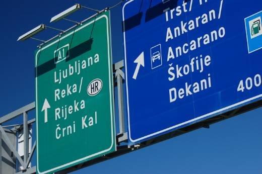 Prometna opozorila za poletje 2014
