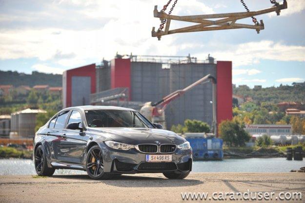 BMW M3 F80 (2015)