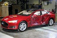 Model S seveda z vsemi petimi
