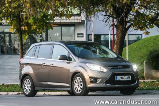 Ford Grand C-Max 1.6 CDTi Titanium