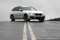 BMW 318d Touring sport line