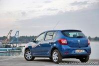 Dacia Sandero 1,2 LPG