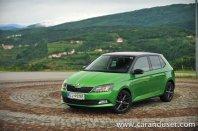 Škoda Fabia 1.2 TSI Ambition