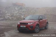 Range Rover Evoque (2015)