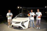 Opel našel najbolj eko evropskega voznika