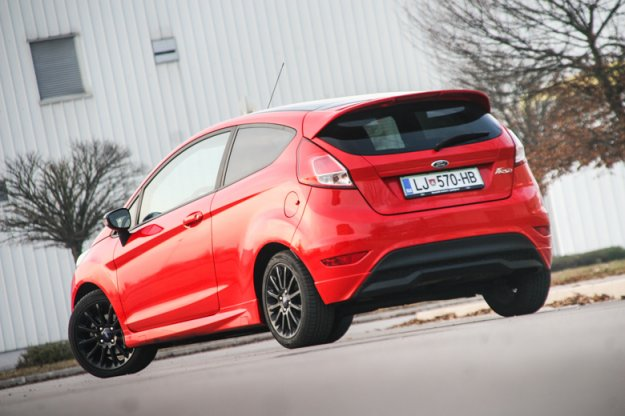 Ford Fiesta 1.0 EcoBoost Red Edition