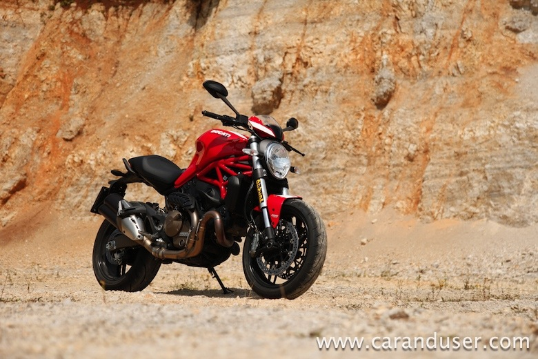 ducati monster821 stripe07