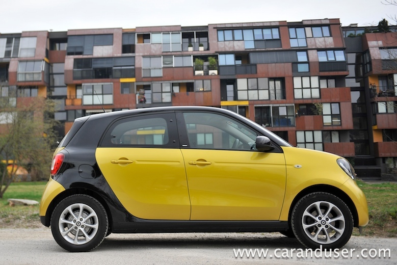 smart forfour16