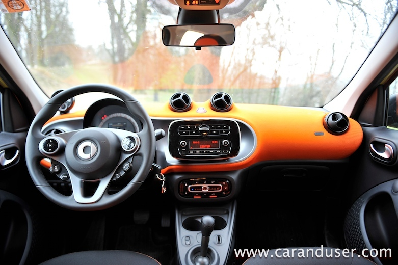 smart forfour20