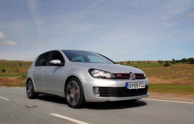 VW-jev Golf z novim priznanjem