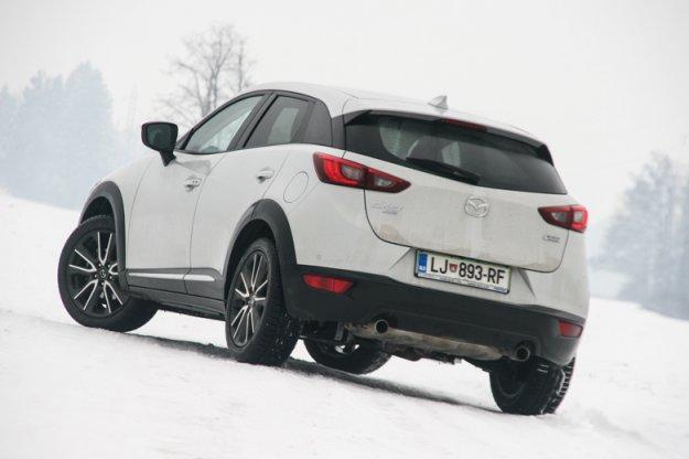 Mazda CX-3 G150 Revolution