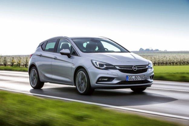 Opel Astra z BiTurbom