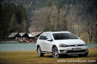 Volkswagen golf alltrack 2.0 TDI 4motion