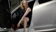 Uma Thurman in Alfa Romeo za doživetje sanj