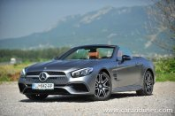 Mercedes-Benz SL in SLC
