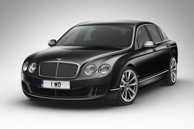 Bentley lansiral posebni različici Continentala za Bližnji vzhod