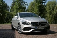 Mercedes-Benz CLA (2016)