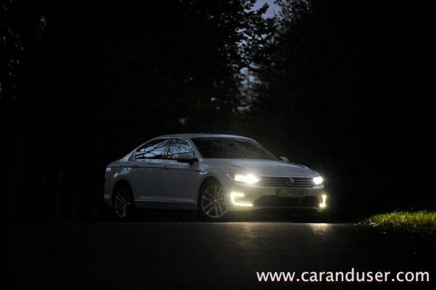 Volkswagen Passat GTE 160 TSI Plug-in-Hybrid