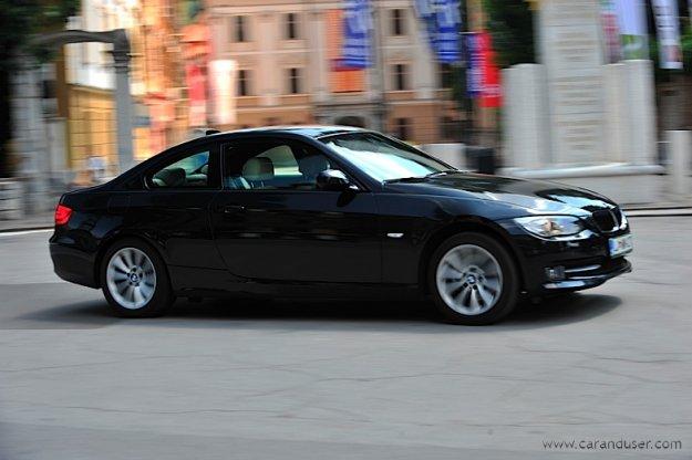 BMW 320d coupe . �ensko mnenje