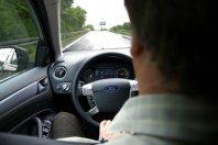Fordov opozorilnik za (dremajočega) voznika
