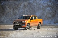 Ford Ranger Wildtrak 3,2 TDCi 4x4
