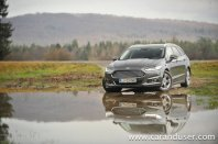 Ford Mondeo 2.0 TDCI Powershift AWD Titanium