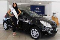 Sandra Adam in Hyundai i20 bosta eno leto neločljiva