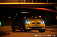 Smart Forfour Twinamic Passion