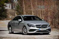 Mercedes Benz CLA 220d