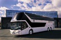 Dvonadstropni Neoplan za razvrat na turnejah