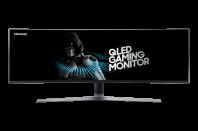 Samsung predstavil prvi HDR QLED monitor za igranje iger