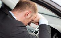 Nespečnost za volanom, postaja resna težava