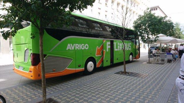 FlixBus in Avrigo s prvo mednarodno avtobusno linijo neposredno iz Ljubljane