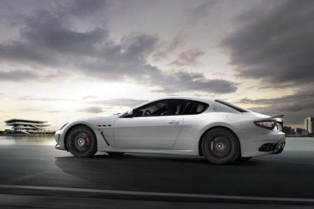 Maseratiji od 2019 le še z elektriko?