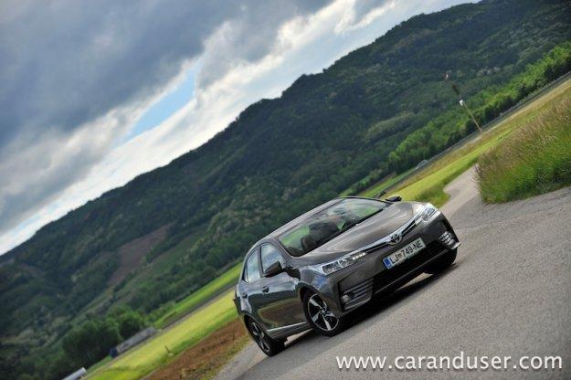 Toyota Corolla 1.4 D-4D Luna TSS