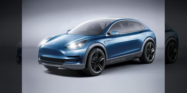 Tesla zmanjšuje stroške razvoja Modela Y