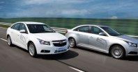 Električni Chevrolet Cruze EV
