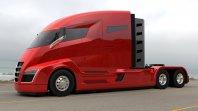 Tesla tudi med tovornjake