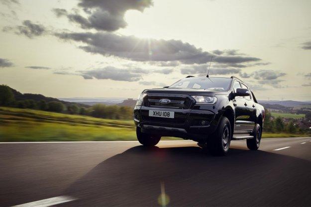Kmalu med nami tudi Ford Ranger Black Edition