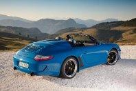 Porsche Speedster v omejeni seriji