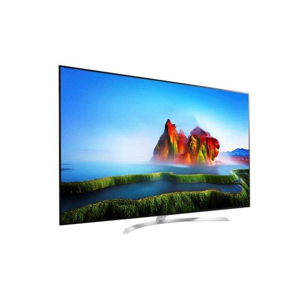 LG-jev televizijski sprejemnik s tehnologijo Nano Cell