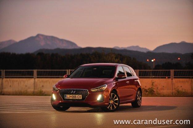 Hyundai i30 1.4 TGDI Impression