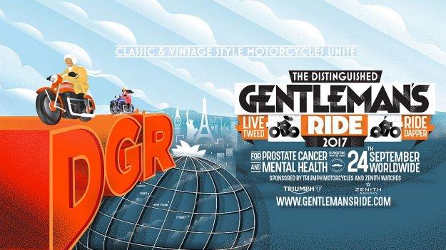 Gentleman's Ride 2017