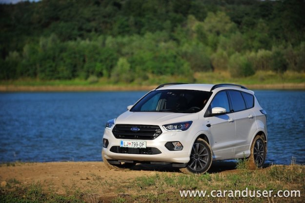 Ford Kuga ST-line 2.0 TDCi