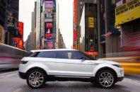Land Rover nad kitajske kopije