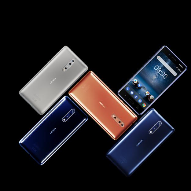 Nokia 8 ponuja Oreo
