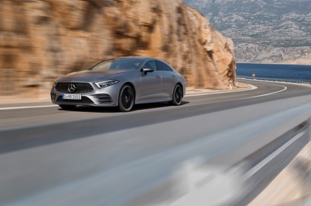Novi Mercedes-Benz CLS 2018